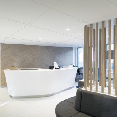 Hauptsitz von Adecco Group, in Zuerich fotografiert am 15. September 2017.(KEYSTONE/Gaetan Bally)