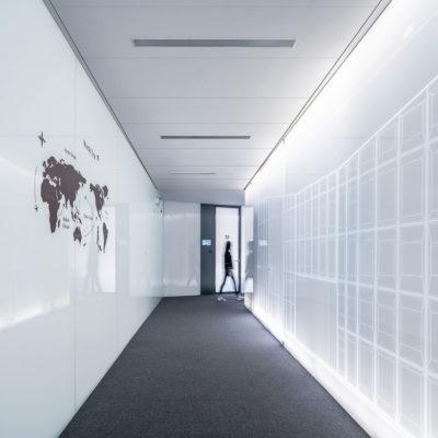 drop&slide corridor